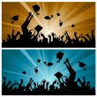 Graduation party — Stock Vector #10547182