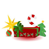 Christmas design — Vector de stock