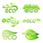 Ecology Design Elements — Stock Vector #10661062