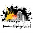 Royalty-Free Stock Immagine Vettoriale: Urban city vector