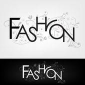 Moda tasarımı — Stok Vektör