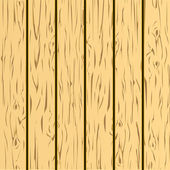 Wooden background — Stock Vector