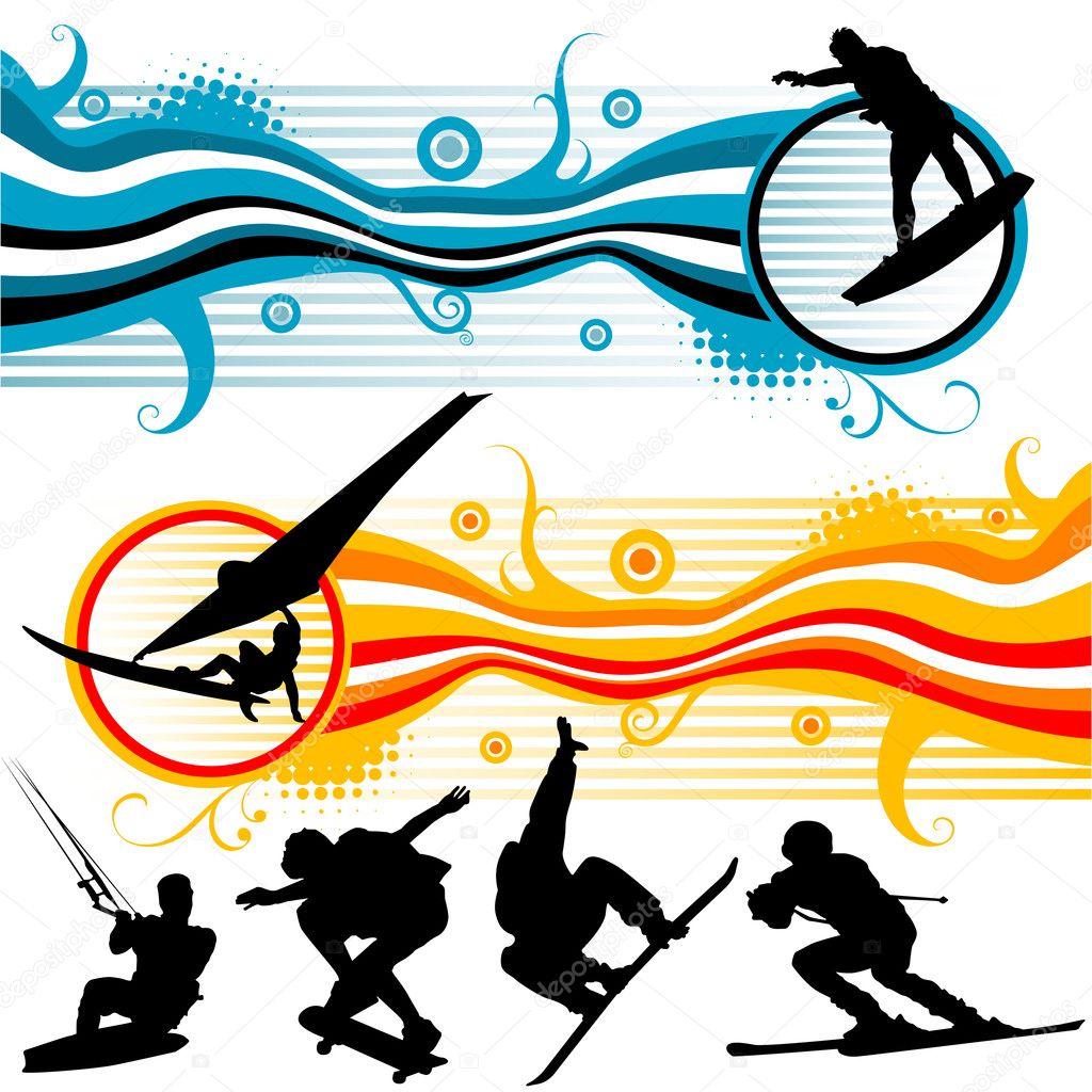 clipart anziani sport - photo #48