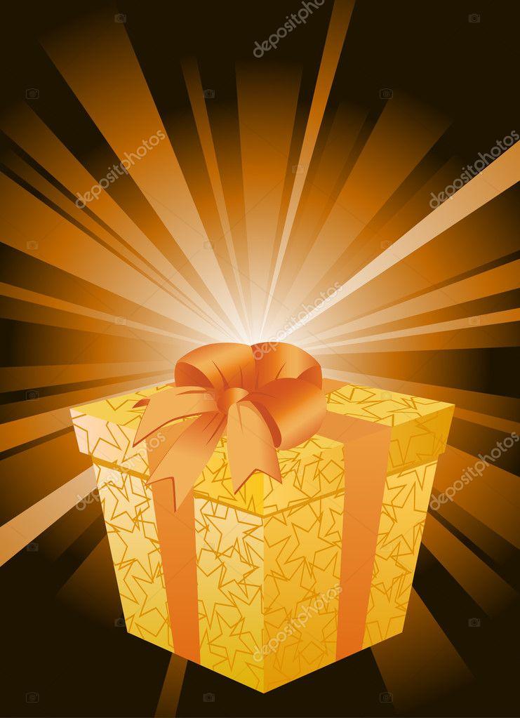 Картинка подарок сюрприз 75
