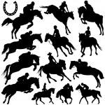 Horse vector — Stock Vector #8555767