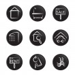 Household object icon - Stock Vector