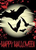 Vettoriale felice halloween — Vettoriale Stock