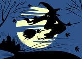 Glad halloween — Stockvektor