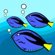 Fish graphic — Stockvectorbeeld
