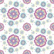 Floral pattern — Vector de stock