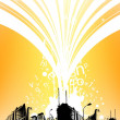 Abstract city — Stock Vector #9697849