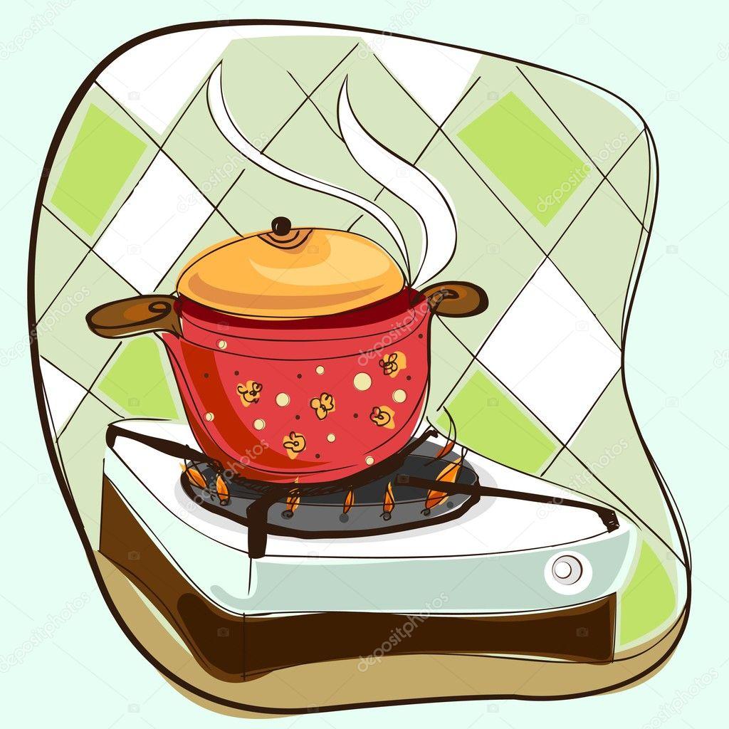 Baixar Projeto de cozinha — Ilustração de Stock #9697807 #C97B02 1024 1024