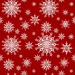 Stock Vector: snowflakes background