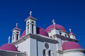 Church in Capernahum — Stock Photo
