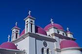 Kostel v capernahum — Stock fotografie