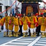 jidai matsuri Festiwal — Zdjęcie stockowe #8197938