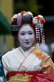 Jidai matsuri festival — Stock fotografie