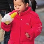 Chinese girl — Stock Photo #8204904
