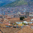 Cusco cityscape - Stock Photo