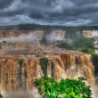 Stock Photo: Iguasu falls