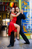 Tango in Buenos Aires — Stock Photo