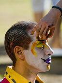 Carnaval en montevideo — Foto de Stock