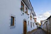 Cusco street — Stock Photo