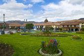 Cusco - Plaza de Armas — Stock Photo