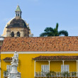 Stock Photo: Cartagende Indias