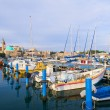 Stock Photo: Acre port