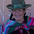 Peruvian woman — Stock Photo #8744956