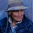 Peruvian woman — Stock Photo #8744974