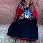 Peruvian woman — Stock Photo #8745665