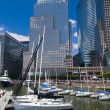 Stock Photo: New York marina