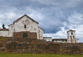 Chinchero, perù — Foto Stock