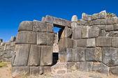 Sacsayhuaman , Peru — Stock Photo
