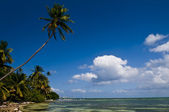 San andres ostrov, kolumbie — Stock fotografie