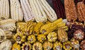 在秘鲁市场 — 图库照片