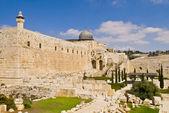 Jerusalem old city — Zdjęcie stockowe