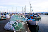 Acre port — Stockfoto