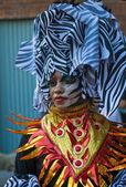 在蒙得维的亚狂欢节 — 图库照片