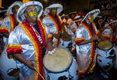 Candombe — Stock Photo