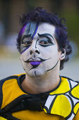 Carnaval in montevideo — Stockfoto