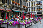 Grand place - Brussels — Stock Photo