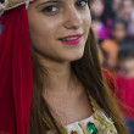 Druze festival — Stock Photo #8790802