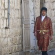 Purim in MeShearim — Stock Photo #9564454
