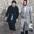 ストック写真: Purim in MeShearim