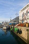 Jaffa port — Стоковое фото