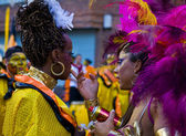 Carnaval in Montevideo — Stock Photo