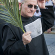 Jerusalem Palm sunday — Stock Photo #9854269